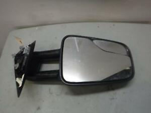 2001 2006 Chevrolet 2500 Hd Tow Mirror Drivers Side Manual Oem