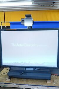 Promethean Activboard Activclassroom Smart Board With Projector