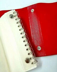 Hermes Limit Edition Roll Up Buffle Gala Leather Cover Planner Notepad Agenda