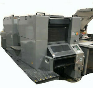 Presstek 52di 4 color 14 X 20 Direct Imaging Digital Offset Printing Press