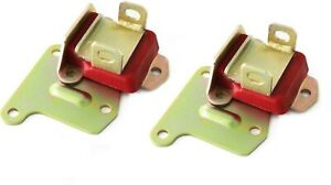 Sbc Bbc Polyurethane Engine Motor Mounts Small Big Block Chevy 350 454 New Pair