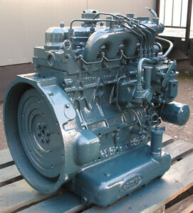 Bobcat 743 V1902 Kubota Good Running Engine