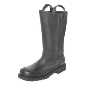 Pro Leather Fire Boots Model 3009 Nfpa 1971 2013 Edition Size 7 E