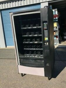 Clean And Good Looking Crane National 167 167d Snack Candy Vending Machine