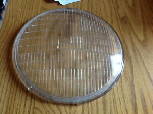 Original Nos 1930s Chrysler Pierce Arrow C M Hall Bi ray 9 3 8 Headlight Lens