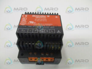Weidmuller 8739140000 Power Supply 24v used