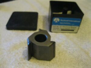 Delta rockwell Shaper Cutter Carbide Tipped 3 4 Bore 43 902 Nos