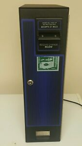 Dollar Bill Changer Change Coffee Inns Mate Machine Coin Cm 222 Vending Working