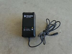 Trimble 1281 8220 Battery Charger For Dg711 Dg511 Pipe Laser Spectra Precision