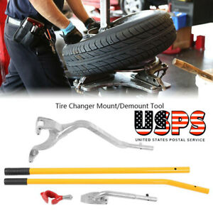 1 Set Of Tire Changer Mount demount Tool Car Wheel Tire Changer Repair Tool