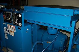 Quincy Qsi 750 150 Hp Rotary Screw Air Compressor 1yr Airend Warranty