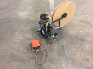 Thomas Betts Kt 2500 Pneumatic K14 8ff t Wire Crimper 16 14 Awg Fork Terminal