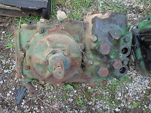 John Deere R Pto Housing And Hydraulics 1