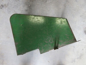 John Deere 3010 4010 5010 3020 4020 5020 Non Rockshaft Cover Under Seat Ar26846