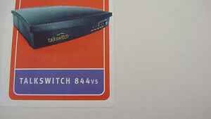 Talkswitch 844 Vs Voip Pbx 7 11 Included 30 Days Warranty