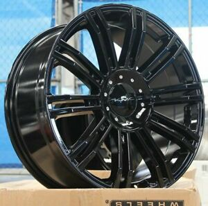 4 New 20 Same Size Rims Wheels For 2010 2011 2012 Ls Lt Rs Ss Zl1 Camaro 5686