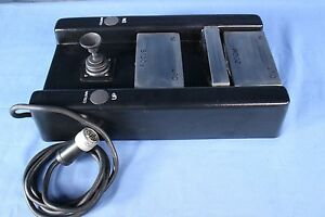 Storz Surgical Microscope Foot Pedal With Warranty