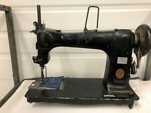 Singer 12w211 Free Hand Jump Baster Darning Etc Industrial Sewing Machine