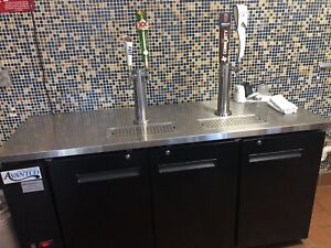 4 Tap Beer Dispenser Cash Price Pickups Only 1 400 Best Offer 732 850 0051 Joe