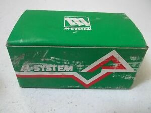 M system Kvs aa f Signal Conditioner new In Box