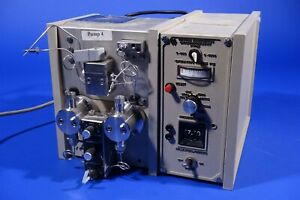Waters Hplc Liquid Chromatograph Pump Model 510 Working Condition