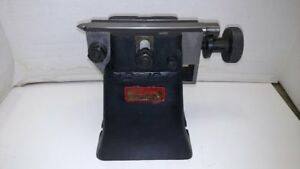 Tailstock For Bridgeport Milling Machine Rotary Table