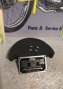 Model A Ford Truck Firewall Data Plate Ford Model 1928 31