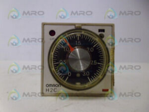 Omron H2c r Timer 3 0 Sec used