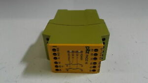 Pilz Safety Relay Pn 02 16 new No Box