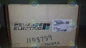 Reliance Electric 704323 2w New In Box