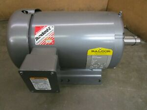 Baldor M3614t 36a001x868h1 2hp Electric Motor 230 460v 3ph 1160rpm 184t Frame