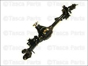New Genuine Oem Service Front Axle Assembly 2010 2016 Jeep Wrangler 68004068ac