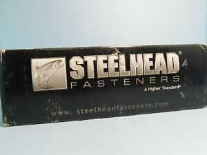 Steelhead Stda21ss Angle Finish Nail 15ga 2 Stainless Steel 4000 Count
