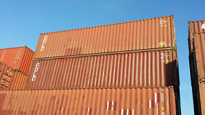Pre owned Shipping Storage Containers 40ft Memphis Tn 2000