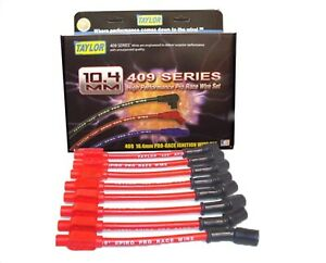 Taylor Cable 79205 409 Spiro Pro 10 4 Mm Ignition Wire Set Spiral Wound Core