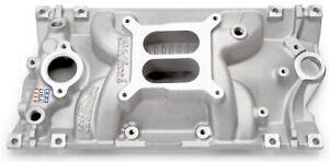 Edelbrock 2716 Performer Intake Manifold Fits Small Block Chevy Vortec