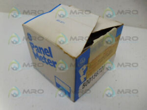 General Electric 50 152 121gbpz Meter 150dca new In Box