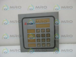 Valmet 527002985 Membrane Overlay Switch New No Box