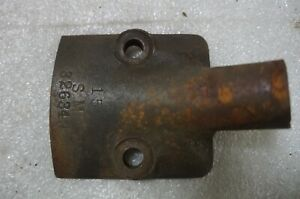 1918 27 Chevrolet 4 Cyl Engine Water Outlet Nos 326349 re8
