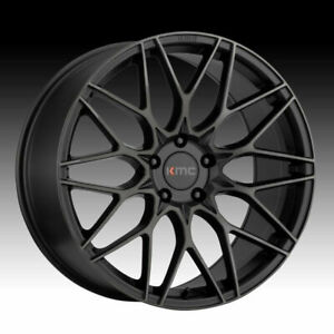 4 New 20 Staggered Rims Wheels For 2010 2011 2012 Ls Lt Rs Ss Zl1 Camaro 5691