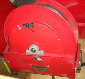 Reelcraft Hose Reel Model D9340 Olpbw Oil Hose Reel 24531