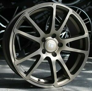 4 New 20 Staggered Rims Wheels For 2010 2011 2012 Camaro Ls Lt Rs Ss Only 5692