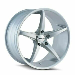 4 New 20 Staggered Rims Wheels For 2010 2011 2012 Camaro Ls Lt Rs Ss Only 5697
