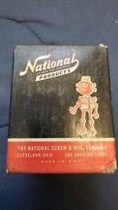 Vintage National Products Stove Bolts 5 16 X 2 1 2