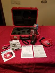 Milwaukee M12 160 X 120 Lithium ion Professional Thermal Imager Kit 2260 21