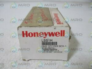 Honeywell Lss1h Limit Switch New In Box