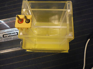 Enprotech Owl Electrophoresis Unit Integrated Separation Systems W Plates