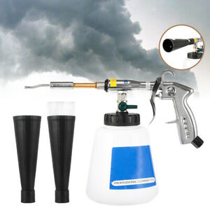 Black Z 020 Air Car Cleaning Gun Pneumatic Surface Interior Tornado Dry Tool Us