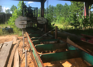 Select Model 4221 Double Cut Sawmill forestry construction pallet