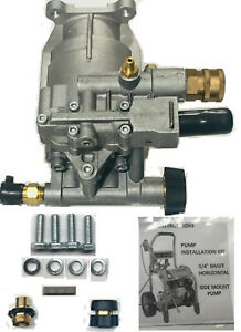 2750 Psi Pressure Washer Pump With Qc s For Hoses Devilbiss Replace A20102